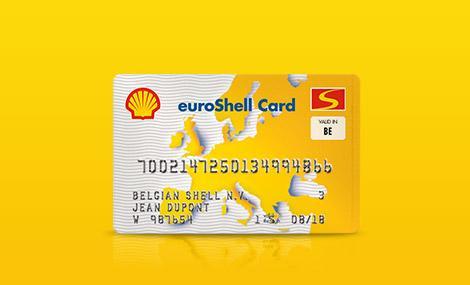 Carte euroShell