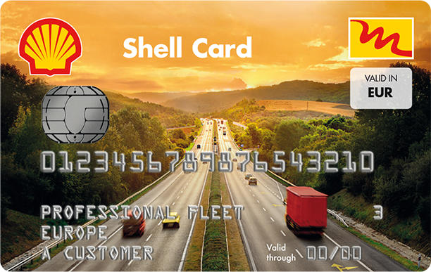 La carte carburant euroShell de FLEETCOR. Découvrez les avantages des cartes de carburant Shell